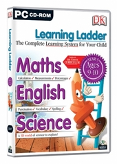 Learning Ladder - Ages 9 - 10 for PC