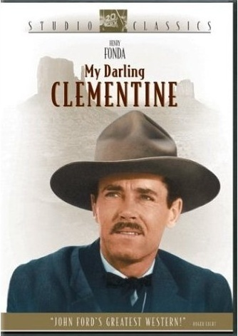 My Darling Clementine on DVD