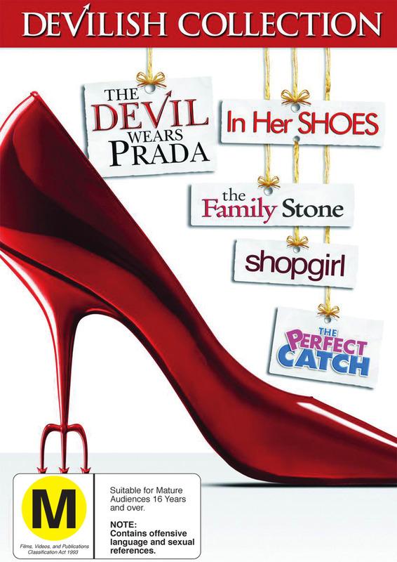 Devilish Collection (5 Disc Box Set) on DVD