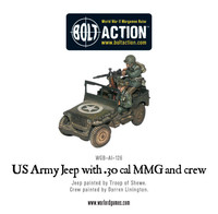 US Army - Willys Jeep