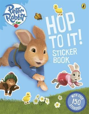 Peter Rabbit Animation: Hop to It! Sticker Book