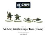 US Army Bazooka & Sniper Teams (Winter)