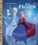 Frozen (Little Golden Book) by Victoria Saxon