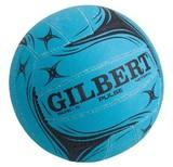 Gilbert Pulse Netball-Blue (Size 5)