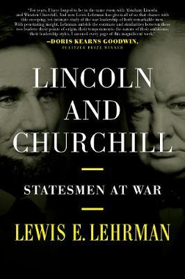 Lincoln & Churchill by Lewis E. Lehrman image