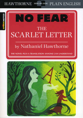 The Scarlet Letter (No Fear) by Sparknotes image