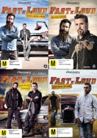 Fast n' Loud Bundle on DVD