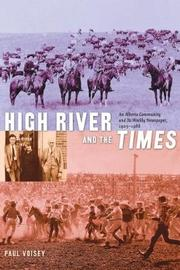 High River and the Times by Paul Voisey image