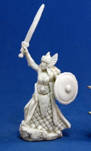 Dark Heaven Bones - Aina Female Valkyrie image