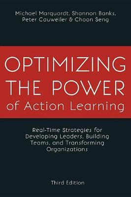 Optimizing the Power of Action Learning by Michael J. Marquardt image