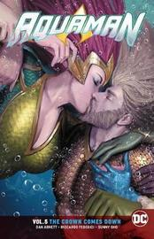 Aquaman Volume 5 by Dan Abnett