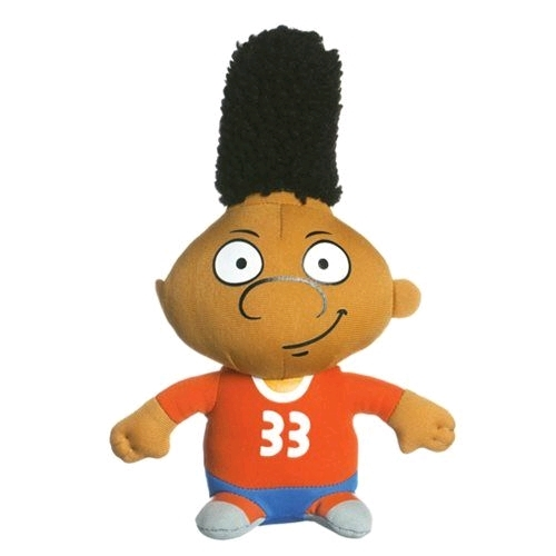 "Hey Arnold: Gerald - 6"" Super Deformed Plush"