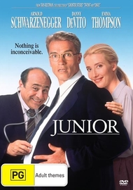 Junior on DVD