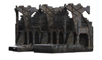 The Hobbit: Colonnade: Dol Guldur - Environment Statue