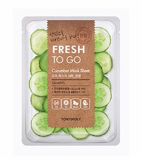 Tony Moly: Fresh To Go Sheet Mask - Cucumber (22g)