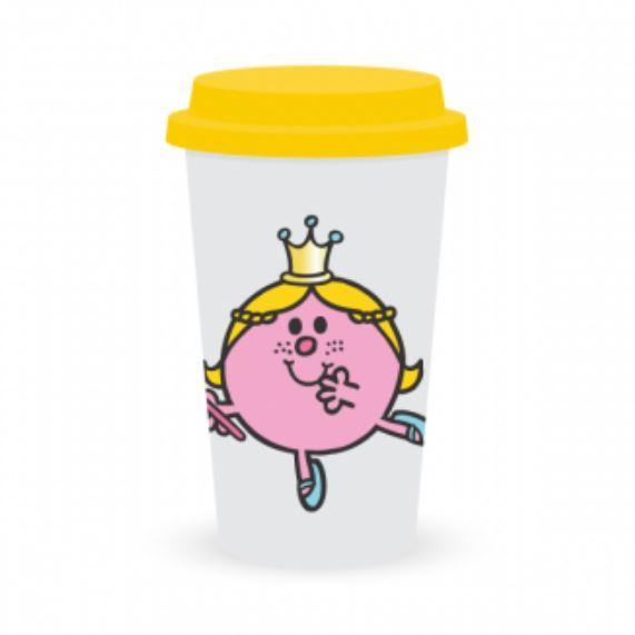 Mr. Men Little Miss: Travel Mug: Little Miss Princess