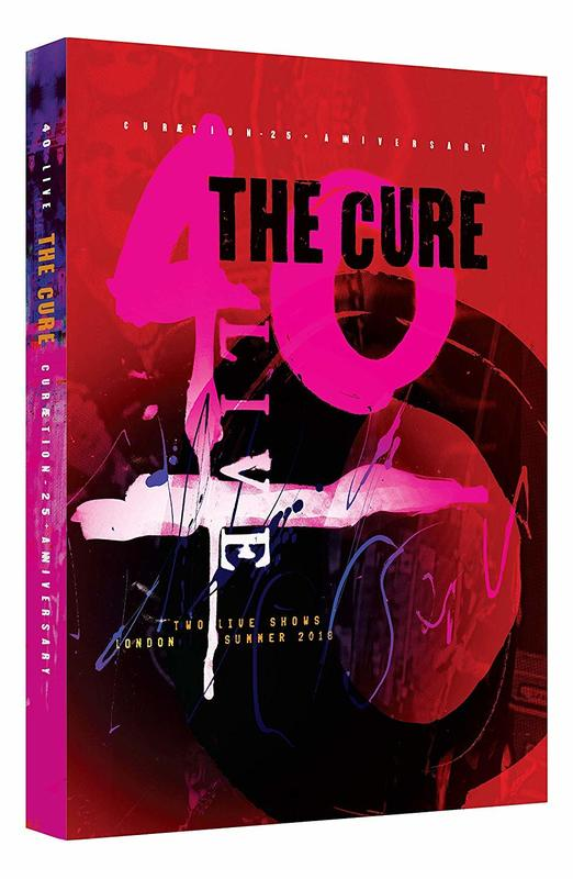 Curaetion - 25 Anniversary by The Cure