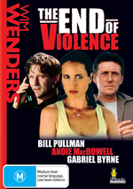 The End Of Violence on DVD