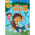 Go Diego Go! - Wolf Pup Rescue on DVD