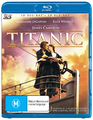 Titanic 3D on Blu-ray, 3D Blu-ray