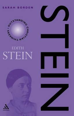 Edith Stein by Sarah Borden