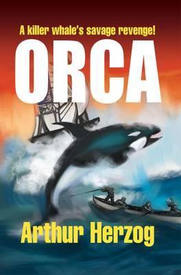 Orca by Arthur Herzog image