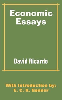 Economic Essays by David Ricardo