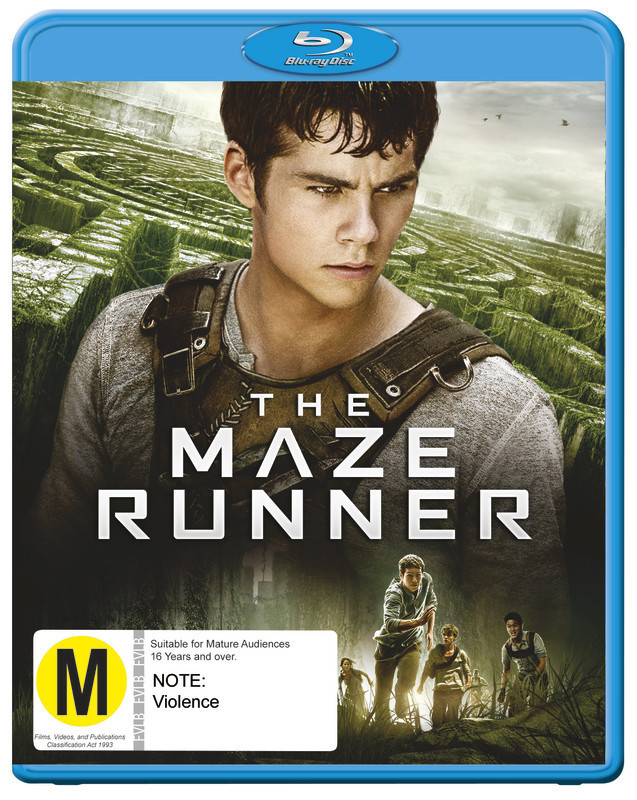 Maze Runner on Blu-ray image