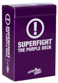 Superfight! - The Purple Deck