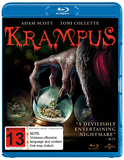 Krampus on Blu-ray