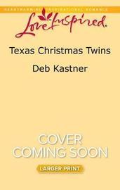 Texas Christmas Twins by Deb Kastner image