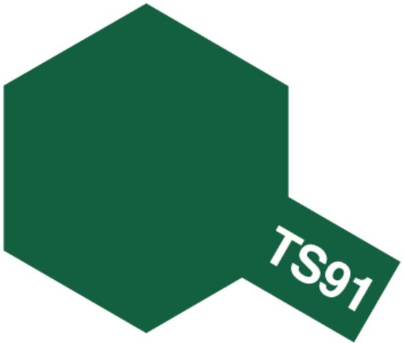 Tamiya TS-91 Dark Green (JGSDF) - 100ml Spray Can