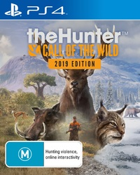 theHunter: Call of the Wild 2019 Edition for PS4