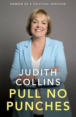 Pull No Punches by Judith Collins image