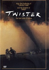 Twister on DVD