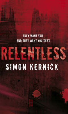 Relentless by Simon Kernick image