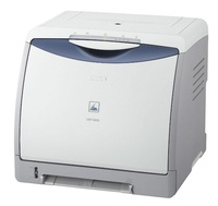 Canon LBP-5000 Colour Laser Printer A4 8Ppm Colour USB 2.0 9600 x 600 DPI image