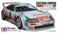 Tamiya Castrol Toyota Tom's Supra GT 1:24 Kitset Model
