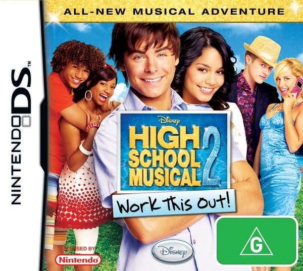 High School Musical 2: Work This Out for Nintendo DS