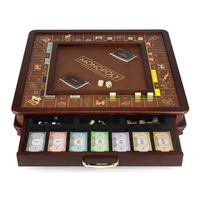 Monopoly Classic Version Luxury Edition