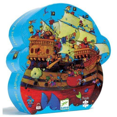 Djeco: Barbarossa's Boat Puzzle