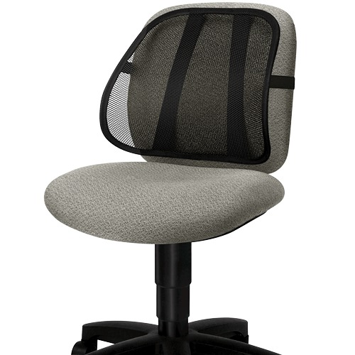 Fellowes Back Support - Mesh