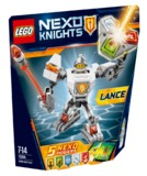 LEGO Nexo Knights - Battle Suit Lance (70366)