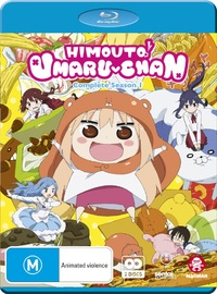 Himouto! Umaru-chan- Complete Season 1 on Blu-ray