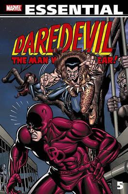 Essential Daredevil Vol.5 image