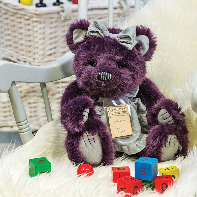 Suki: Silver Tag Collection - Alice Bear (Limited Edition)