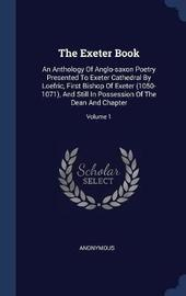 The Exeter Book by * Anonymous image
