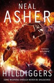 Hilldiggers by Neal Asher