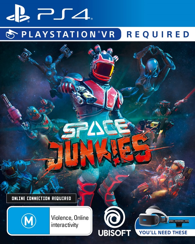 Space Junkies VR for PS4