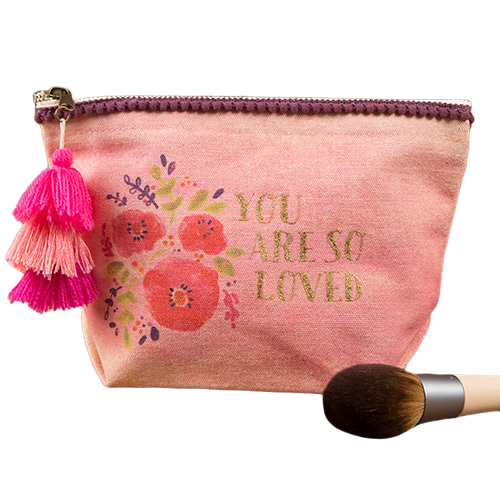 Natural Life: Canvas Pouch - You Are So Loved